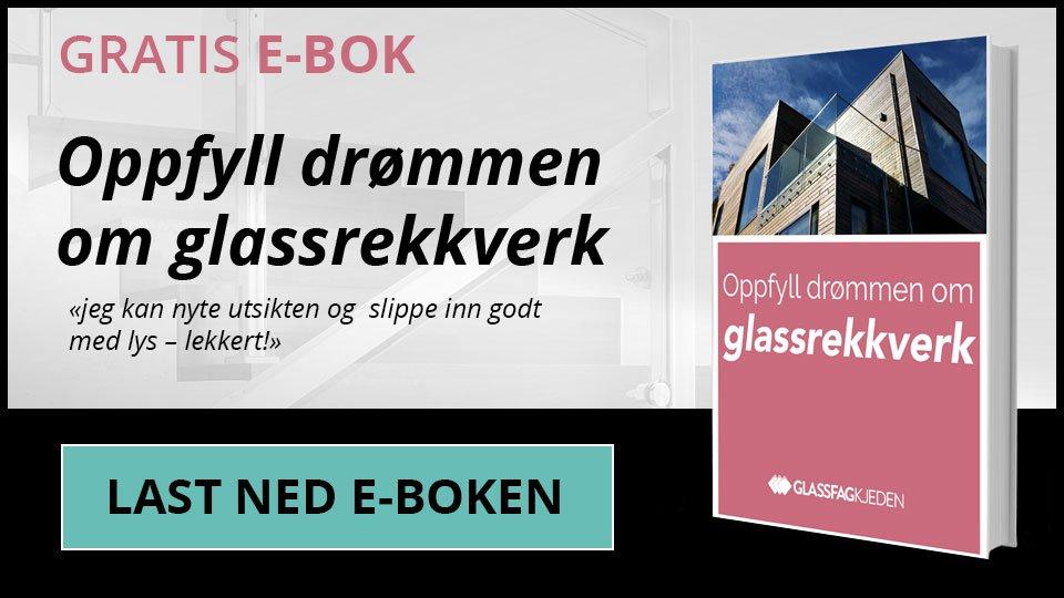 Gratis E-bok: Oppfyll drømmen om glassrekkverk