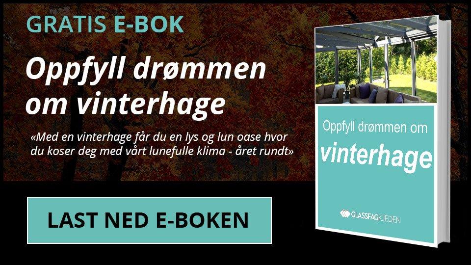 e-bok: Oppfyll drømmen om vinterhage