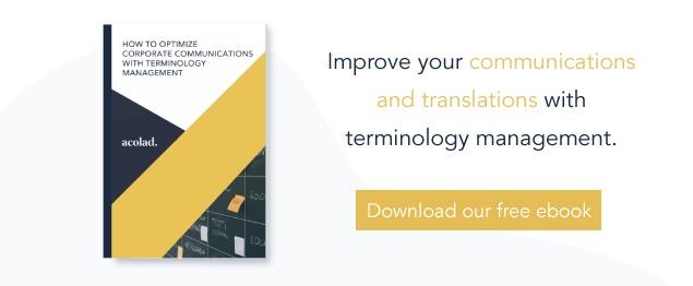 terminology management
