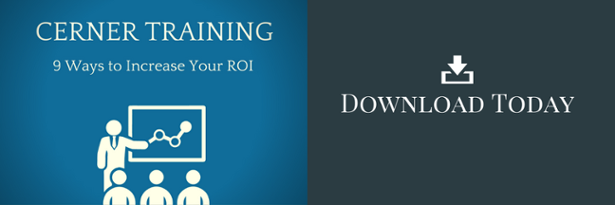 Download the Cerner Training ROI Guide