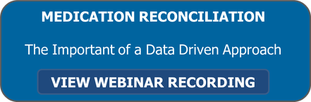 Medication Management and Reconciliation Webinar
