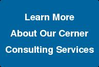Cerner Consultant