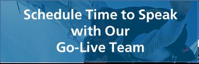 The HCI Group Go-Live