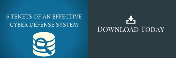 Download 5 Tenets of an Effective Cyber Defense System