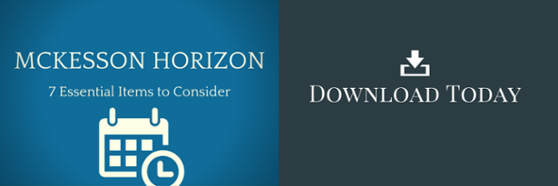 Download McKesson Horizon 7 Essential Items