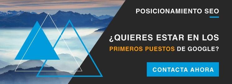 Banner posicionamiento web