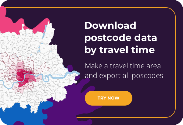 DOWNLOAD POSTCODE CATCHMENT DATA