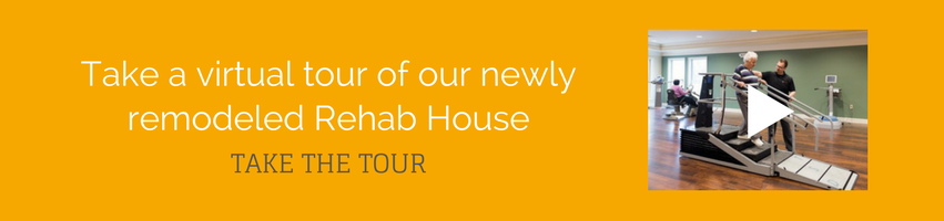 Take a Virtual Tour of our Rehab House