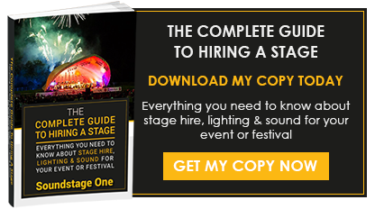 The Complete Guide To Hiring A Stage