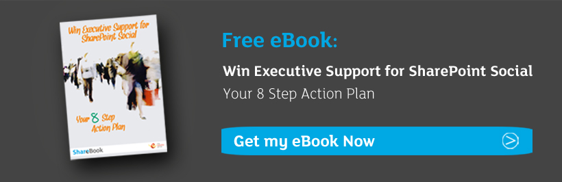Win Executive Support For SharePoint Social