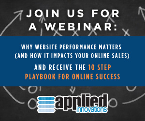 Join us for a Webinar: Why Website Performance Matters
