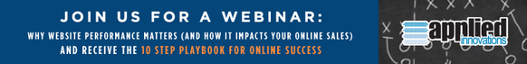Join us for a webinar on Why Website Performance Matters