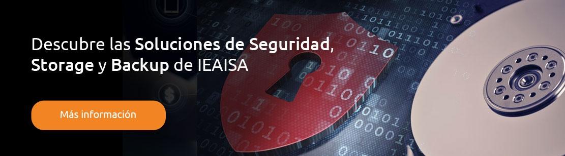 CTA Soluciones de Seguridad, Storage y Backup