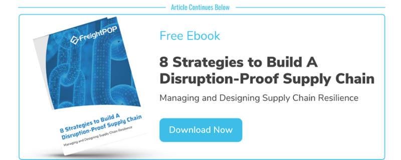 Strategies to resilient supply chains