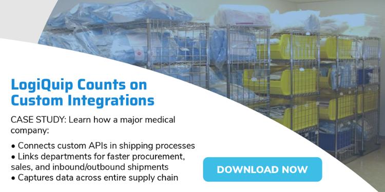 medical company shipping case study