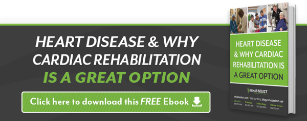 Heart Disease & Why Cardiac Rehab is a great option