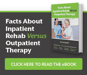 Facts About Inpatient Rehab Versus Outpatient Therapy