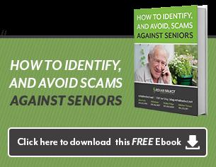 avoiding scams against seniors ebook