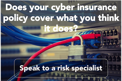 cyber insurance policy specialists