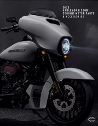 2020 Harley-Davidson Parts & Accessories Catalog
