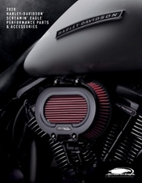 2020 Harley-Davidson Screamin Eagle Performance Catalog