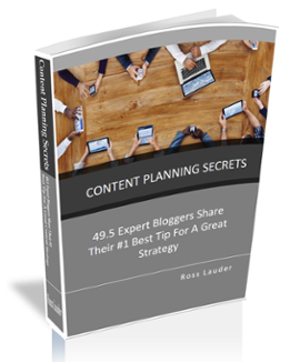 Learn Content Planning Secrets From Top Bloggers