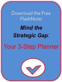 Strategic Planning for Negotiators:  Mind the Gap