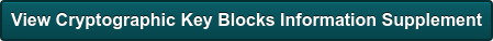 View Cryptographic Key Blocks Information Supplement