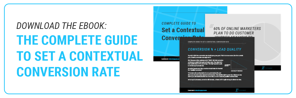 What is a Good Conversion Rate? Download the Complete Guide eBook