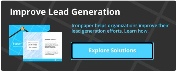 Improve lead generation efforts. B2B lead generation agency.