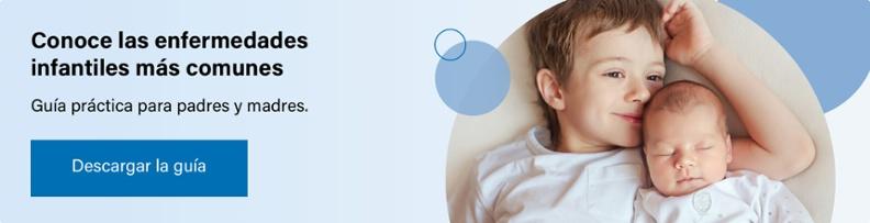 Conoce las enfermedades infantiles más comunes