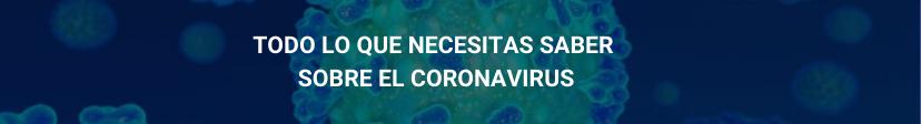 coronavirus informacion actualizada y fiable