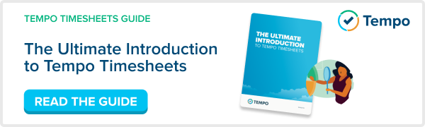 The ultimate guide to Tempo Timesheets time tracking software