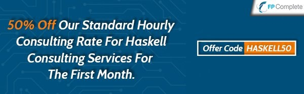Haskell Special Offer