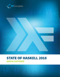 State of Haskell 2018
