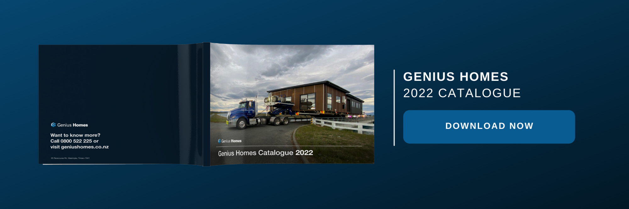 2020 Genius Homes Brochure download now
