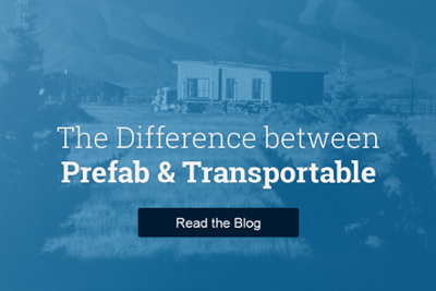 The difference between prefab and transportable homes