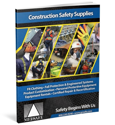 Medsafe Construction Equipment 2015 Catalog