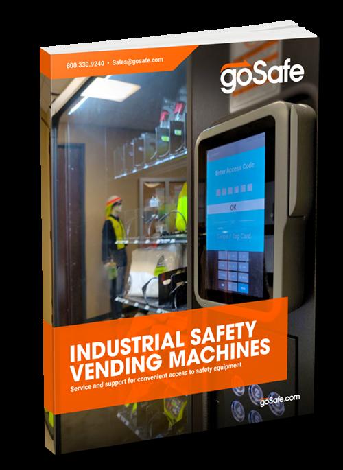 goSafe Vending Machine brochure