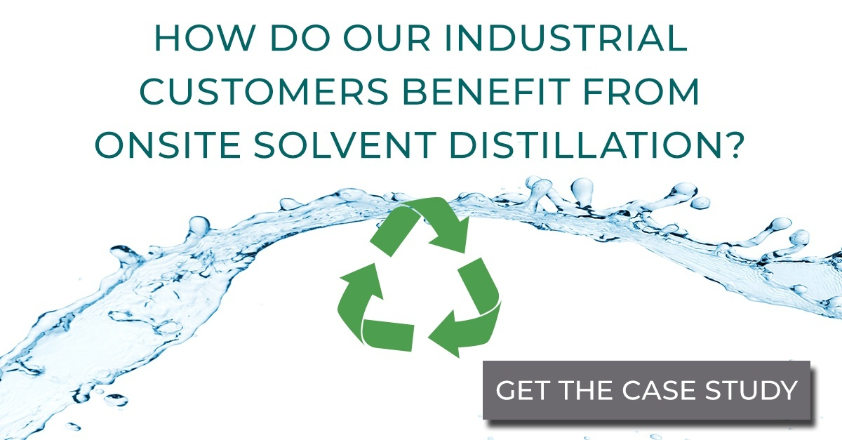 How Do CBG Customers Benefit From Industrial Solvent Distillation