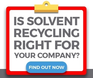 Is Solvent Recycling Right For Your Company