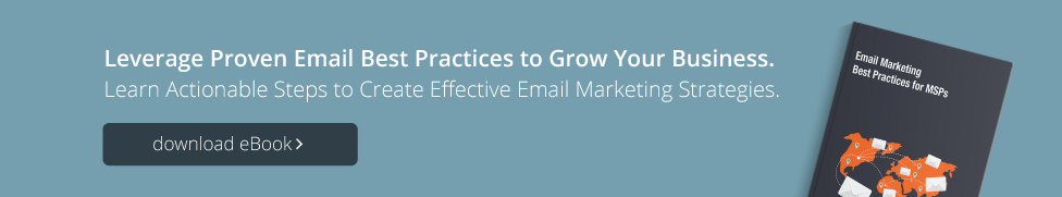 Email Marketing Best Practices for MSPs Download