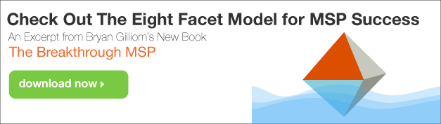 Check Out the Eight Facet Model for MSP Success