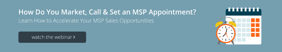 Set an MSP Appointment Webinar