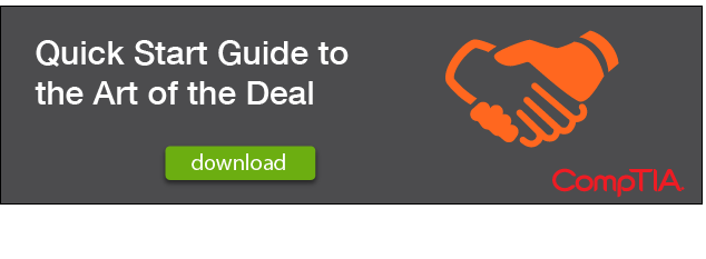 CompTIA-Quick-Start-Guide-to-the-Art-of-the-Deal