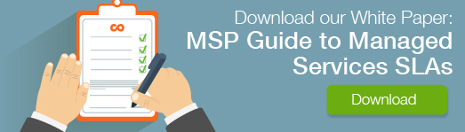 MSP Guide to Managed Services SLAs  [white paper]