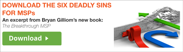 Download The Six Deadly Sins for MSPs Excerpt [eBook]