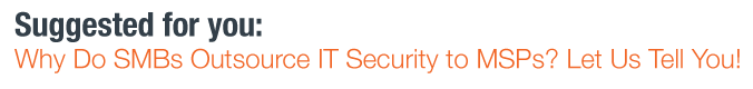 BLOG Webinar Why Do SMBs Outsource IT Security to MSPs