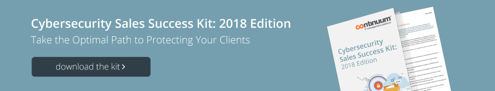 Download Cyber Security Sales Success Kit 2018