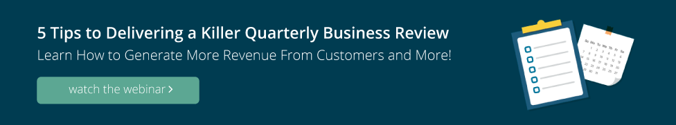 Watch Webinar Deliver Quarterly Business Review